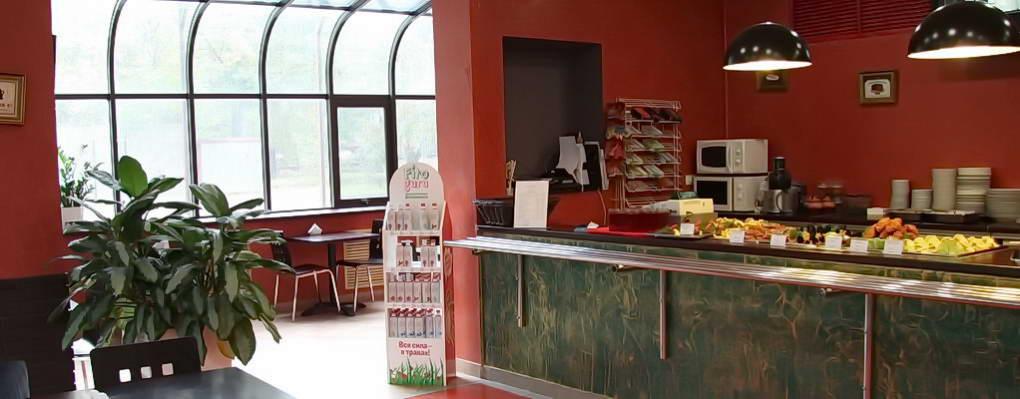 Организация полноценной столовой или кафе у Вас на предприятии